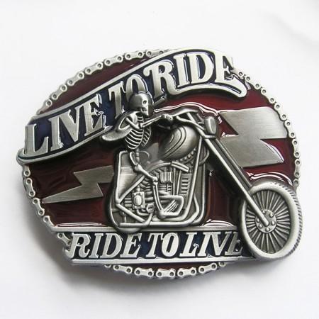 Motoros - biker övcsat  AT065