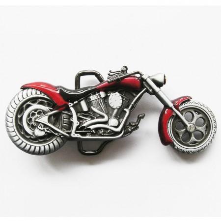 Motoros - biker övcsat  AT072RD