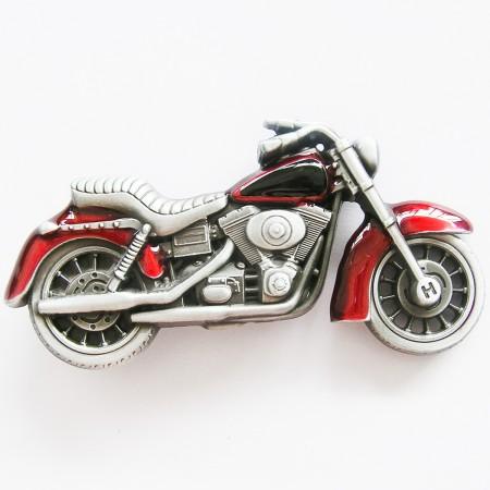 Motoros - biker övcsat  AT058RD